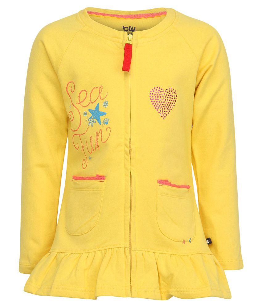 Bells & Whistles Yellow Sweatshirt