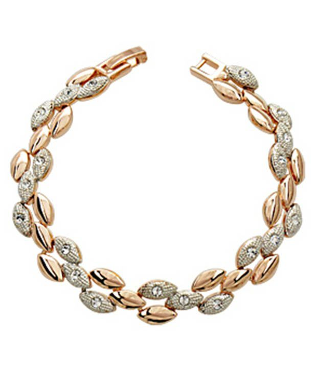 Silver Shoppee Silver Style Diva Bracelets