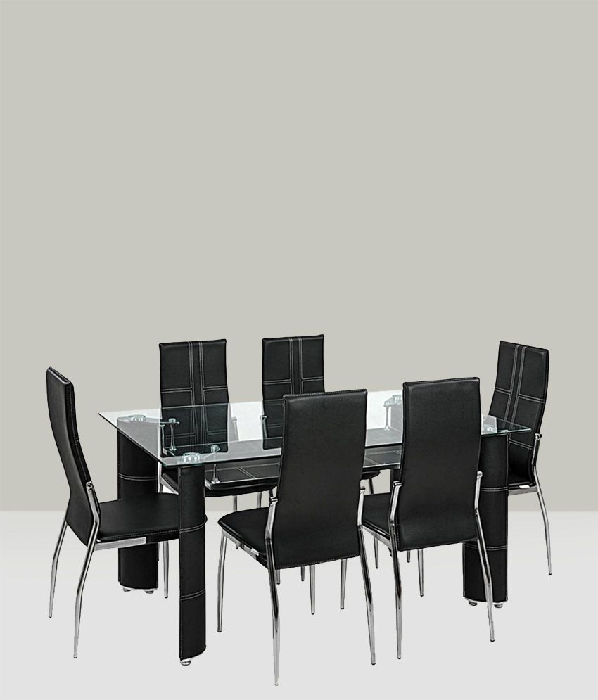 Royaloak Geneva Dining Set With 6