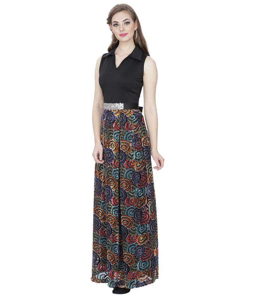 Emmylyn Black Velvet Gowns - Buy Emmylyn Black Velvet Gowns Online ...