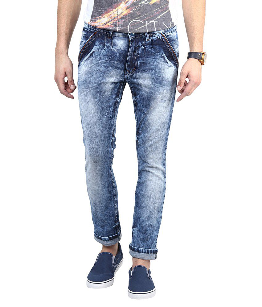 3concept Towel Wash Denim Men's Jeans