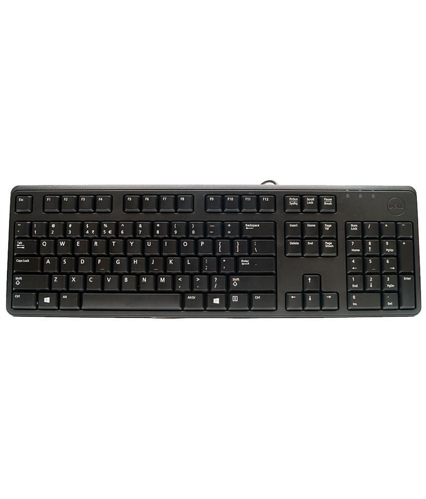 DELL KB212 USB Desktop Keyboard With Wire