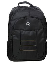Laptop Bagpack -black Manufactured For Dell Laptops