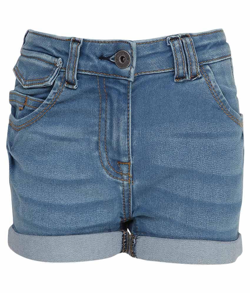 FS MiniKlub Blue Shorts