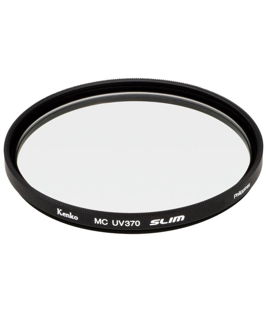 Kenko 49mm Smart UV 370 Multi Coated Camera Lens Filters