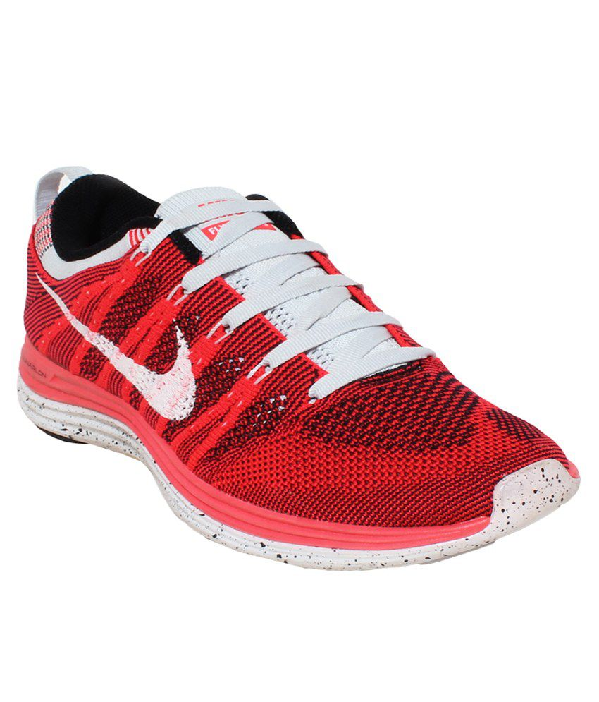 43b31f5a44c3 Nike Red Sports Shoes Price in India- Buy Nike Red Sports Shoes Online at  Snapdeal