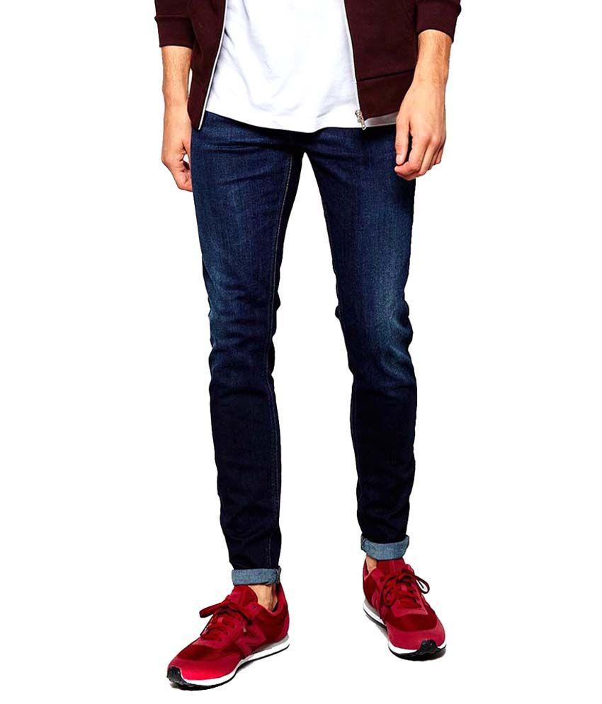 Kafe Jeans Newyork Blue Slim Fit Jeans