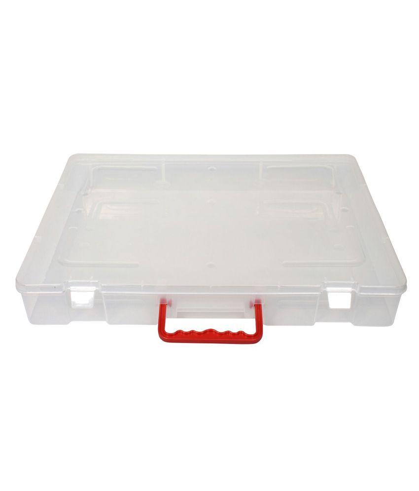Techno Plast Patrani Utility Box - Pack Of 4