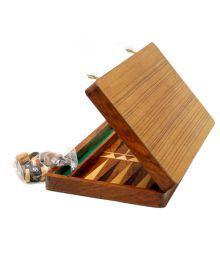 Best Chess Brown Wooden Backgammon