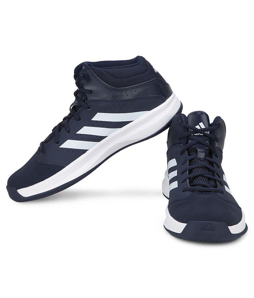 9800a63220c Adidas Isolation 2 Blue Basketball Sports Shoes - Buy Adidas ...