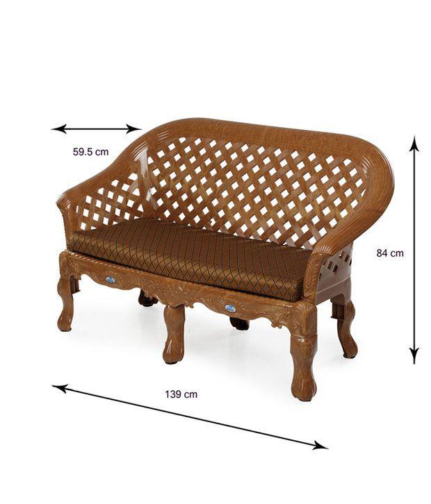 Nilkamal Luxura 2 1 1 Sofa Set Buy Nilkamal Luxura 2 1 1