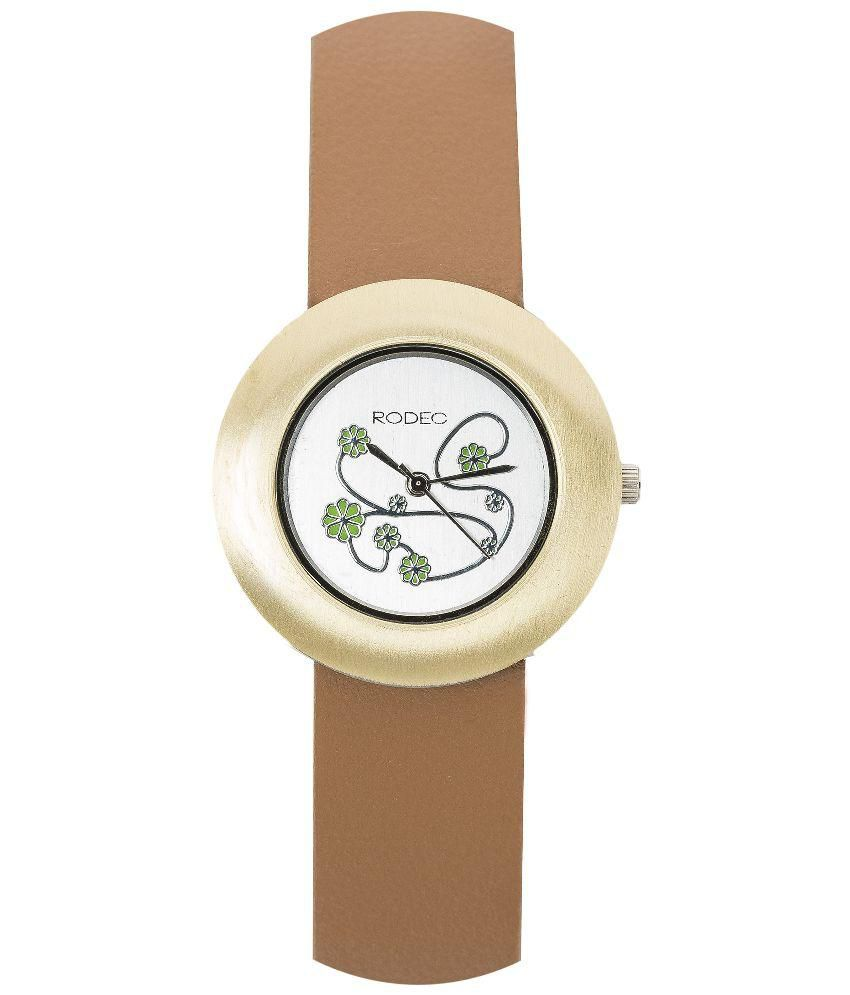 RODEC Brown Watch for Women