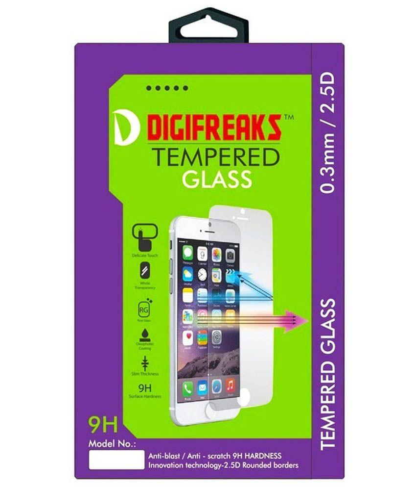 Asus Zenfone Selfie Tempered Glass Screen Guard by Digifreaks