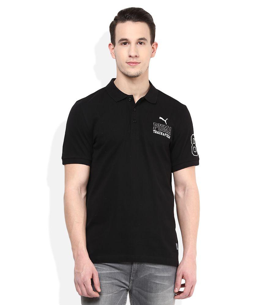 Puma Black Polo
