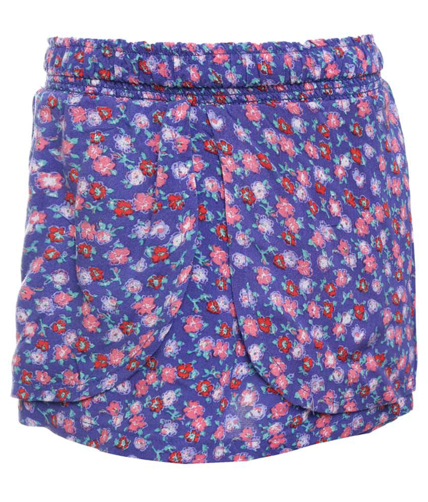 UFO Multi Colored Shorts