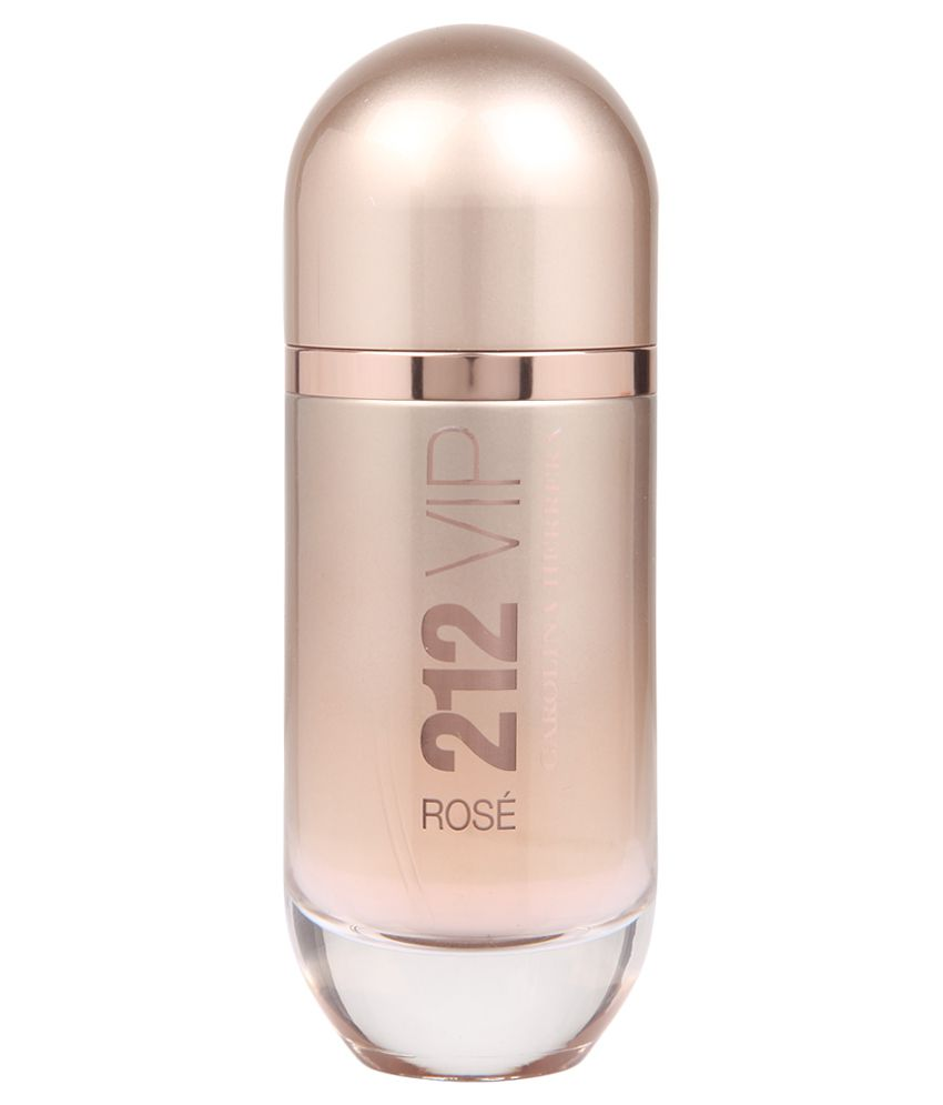 672c0ebd3b Carolina Perfume 212 VIP Rose EDP 80ml: Buy Online at Best Prices in India  - Snapdeal