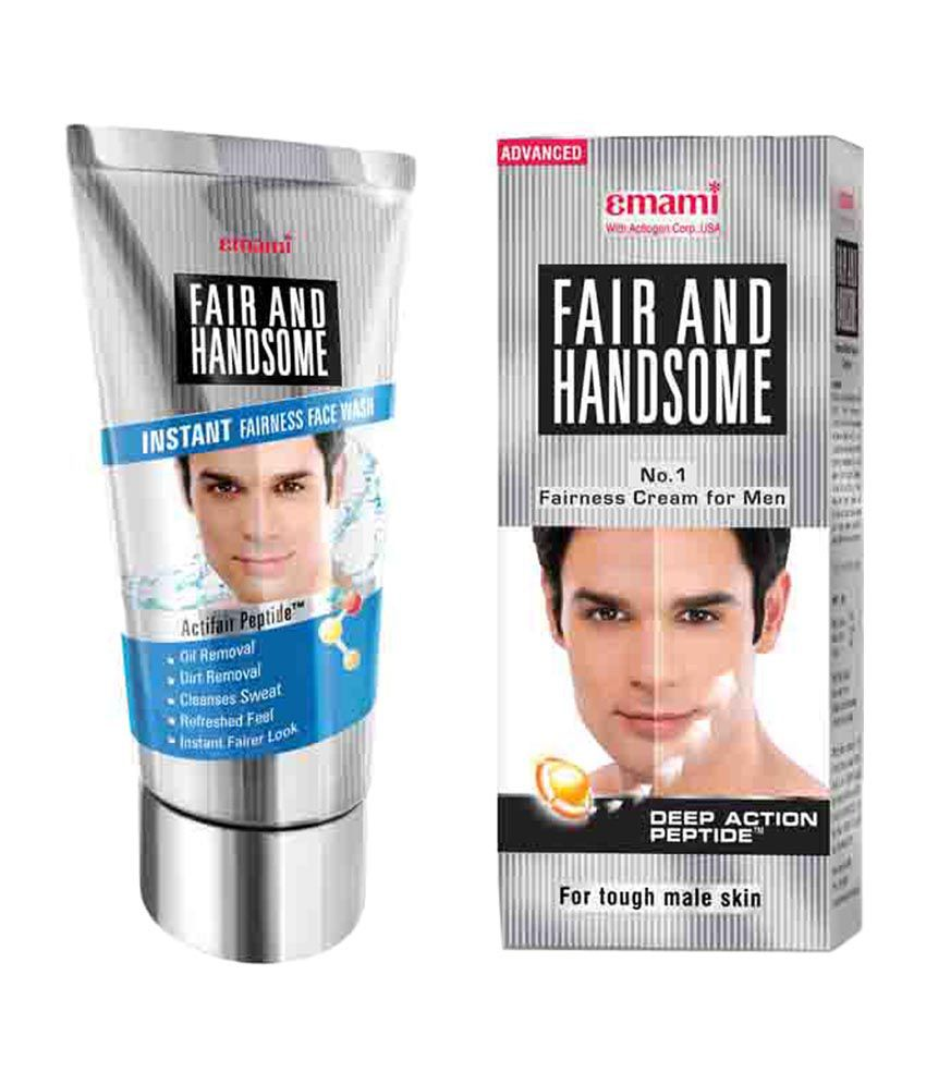 fair and handsome cream Buy fair and handsome face wash (100 g) at purpllecominstantly fairer look, oil removal, dirt removal, cleanses sweat, refreshed feel.