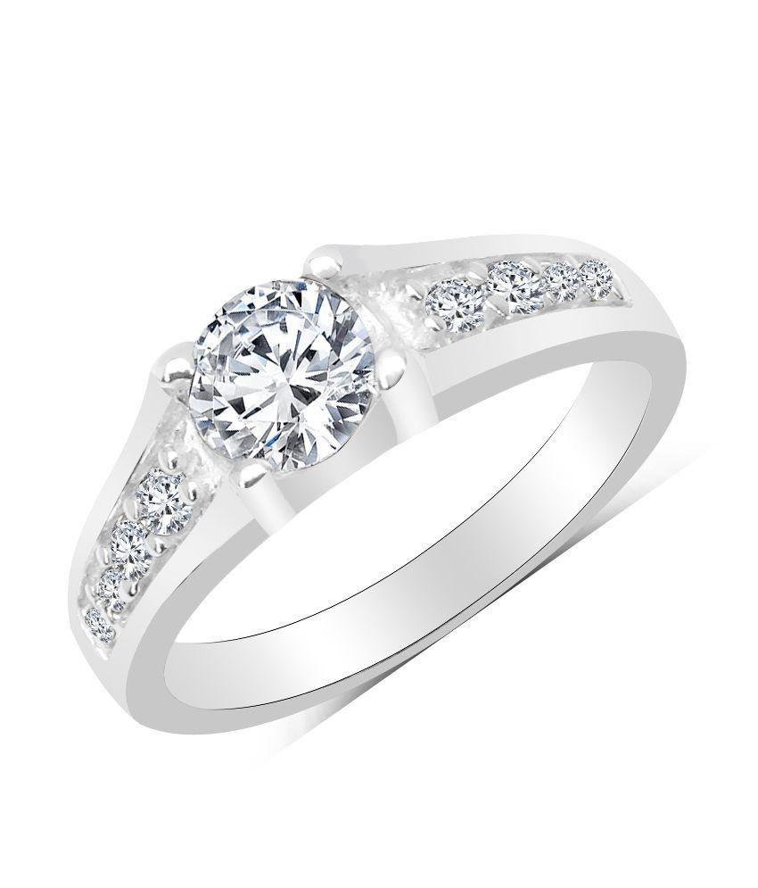 Johareez 92.5 Sterling Silver Ring