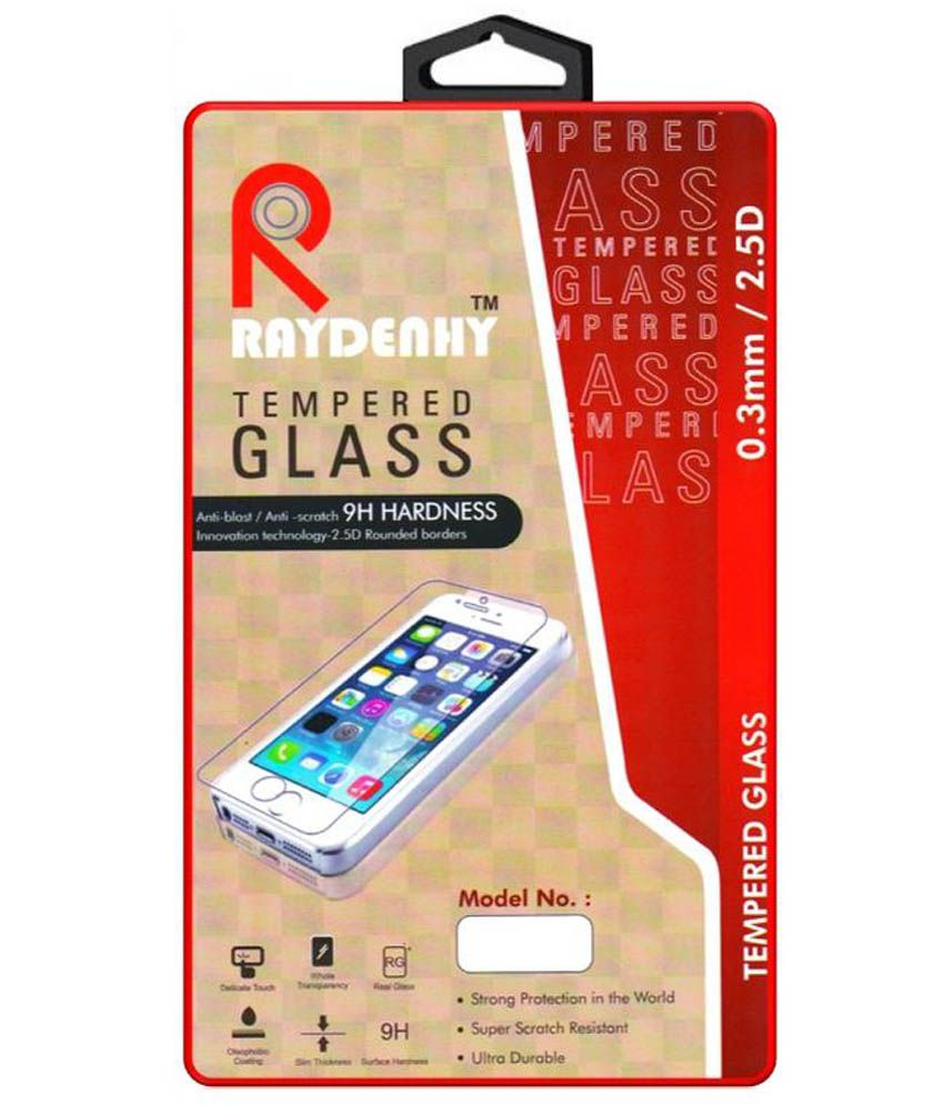 Asus Zenfone C Tempered Glass Screen Guard by Raydenhy