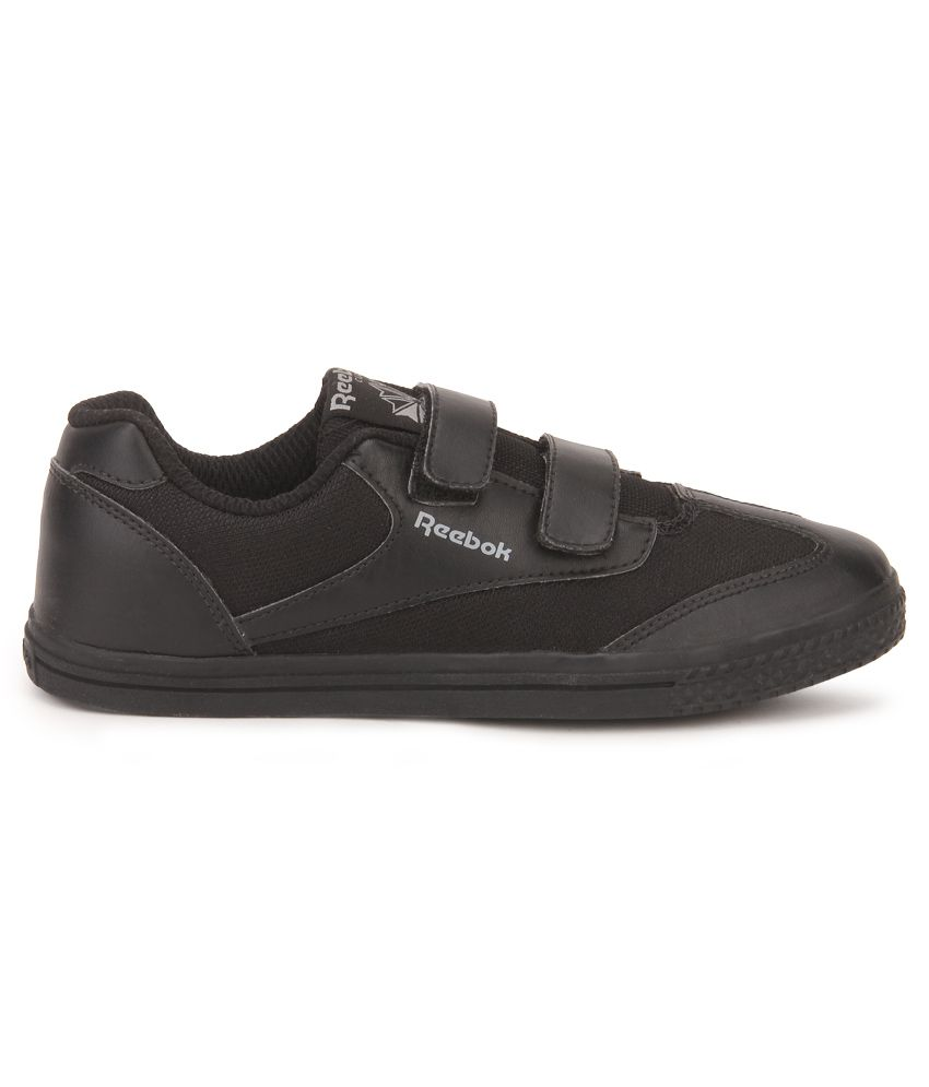 fde84cb7b6a Reebok Class Buddy Black Casual Shoes For Kids Price in India- Buy ...