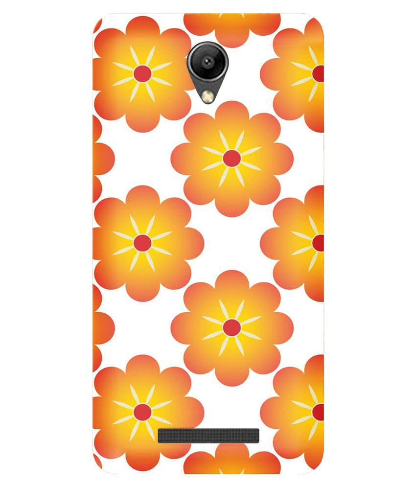 Xiaomi Redmi Note 2 Prime Printed Back Covers by Wow
