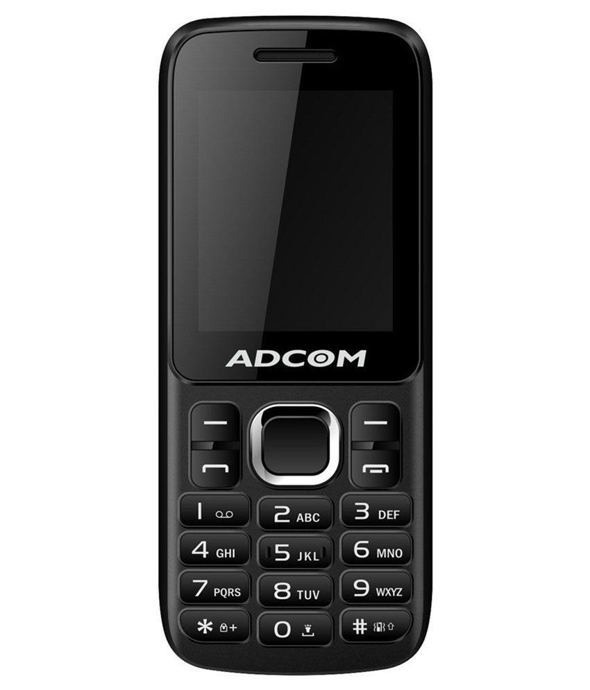 Adcom C1 CDMA 1.8 inch phone-Black & Green