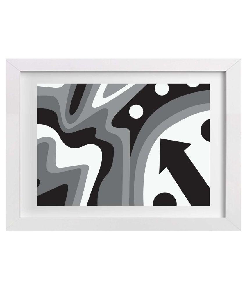Artzfolio Investigative Canvas Art Print With Frame