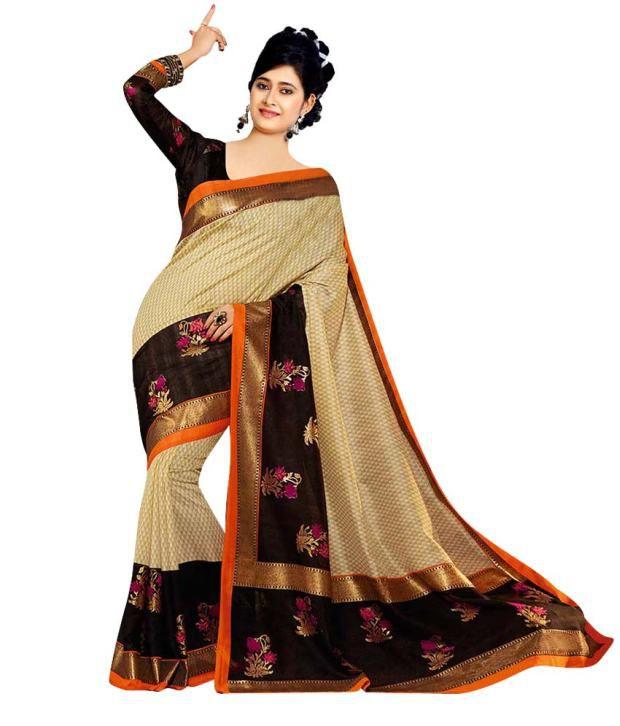 4d53a8af3b6acc Madhu Designer Sarees Gold Mysore Silk Saree - Buy Madhu Designer Sarees  Gold Mysore Silk Saree Online at Low Price - Snapdeal.com