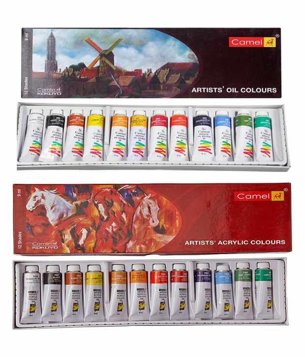 Camlin Artist Art Creation Set