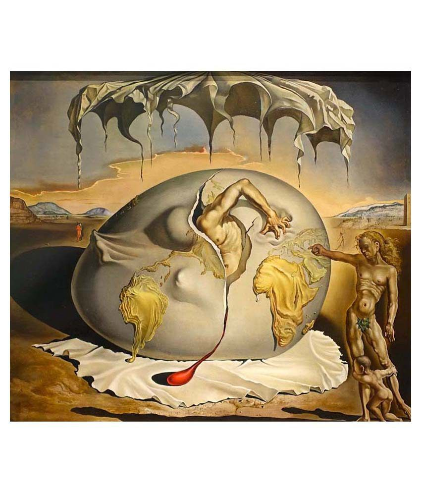 Fancy Dali Wall Art Gift - Wall Art Ideas - dochista.info