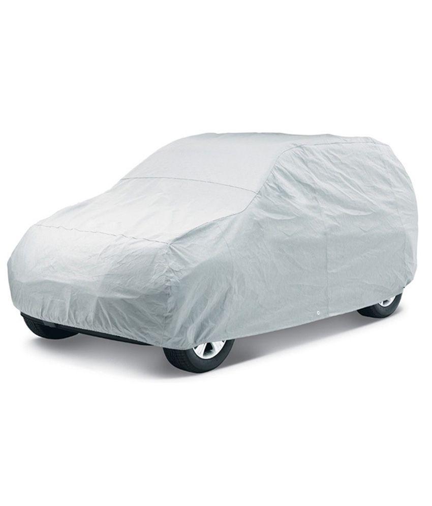 Maharaja Car Accessories Car Body Cover Hyundai Getz Grey Buy