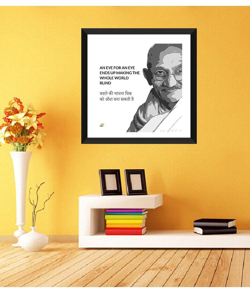 Tallenge Mahatma Gandhi Motivational Quotes In Hindi An