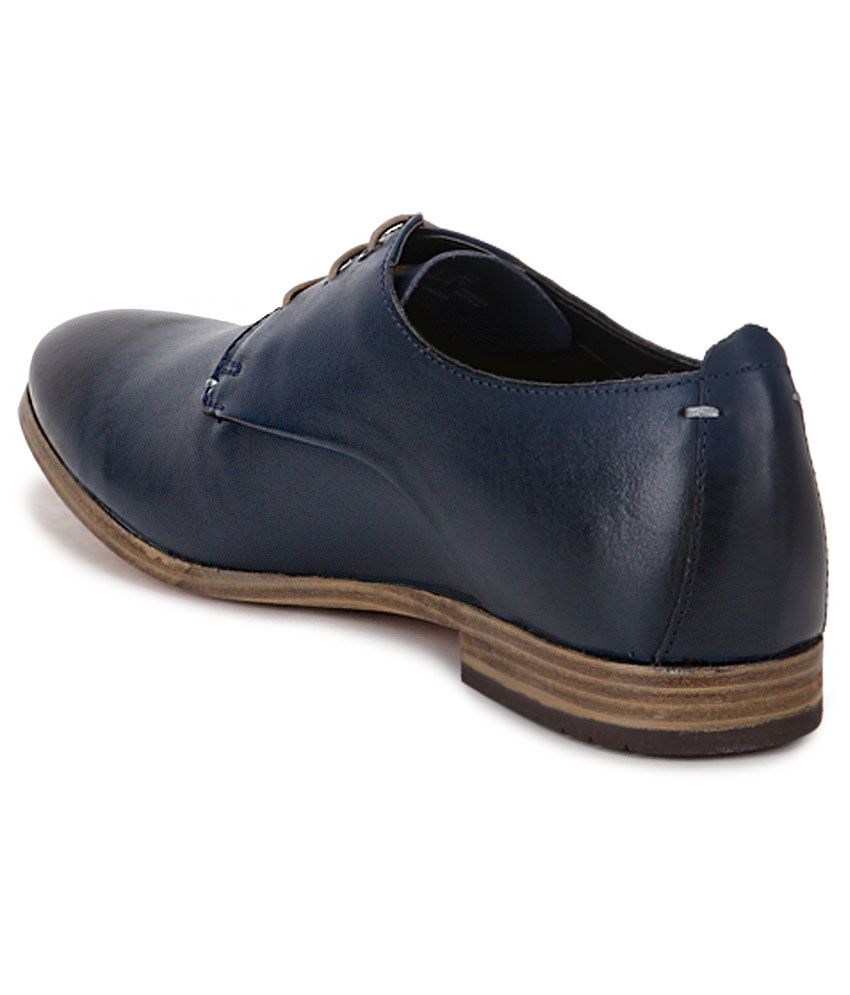 better online store new specials Clarks Blue Formal Shoes