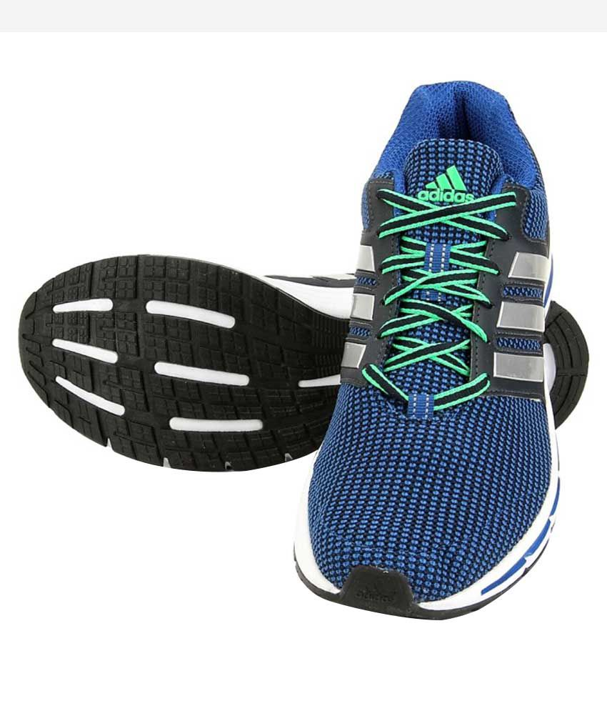 ... Adidas Blue Running Shoes ...