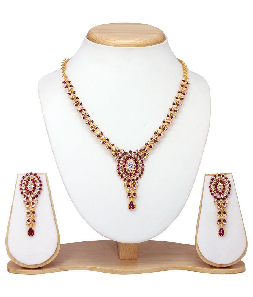 Atasi International Multicolour Necklace Set