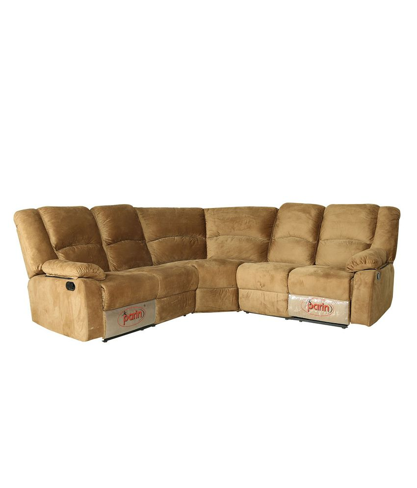 Pleasing Parin Fabric 5 Seater Recliner Sofa Set Buy Parin Fabric 5 Dailytribune Chair Design For Home Dailytribuneorg