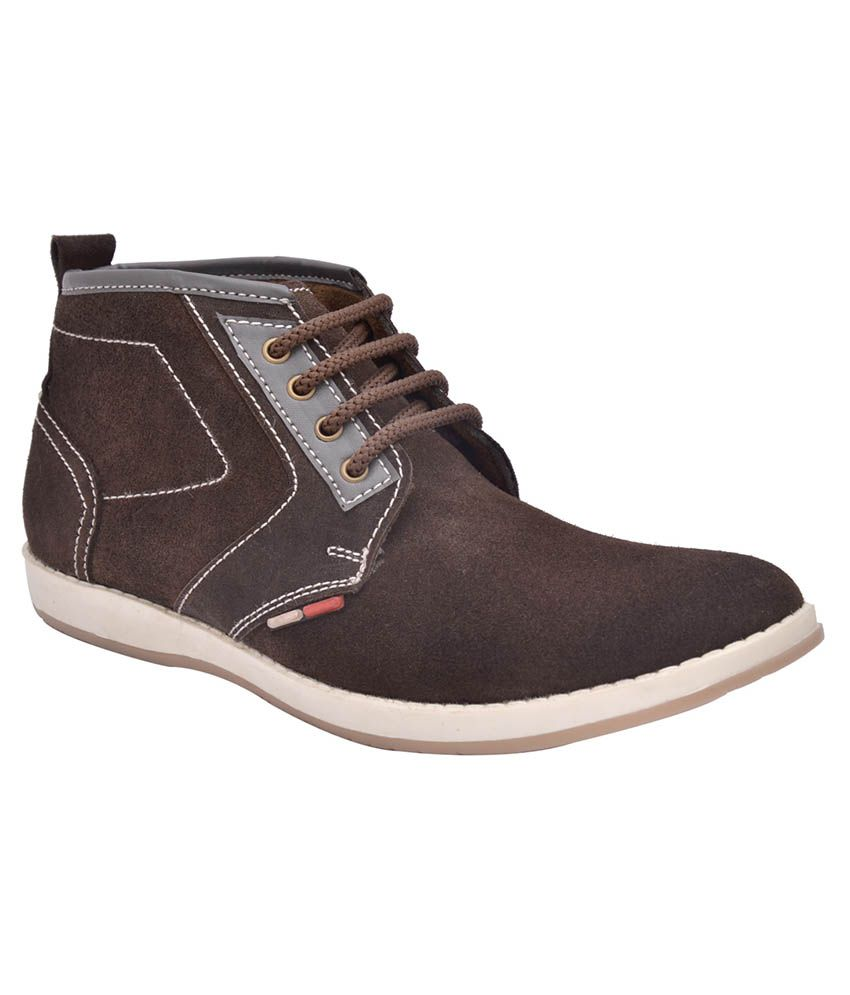 John Karsun Brown Boots