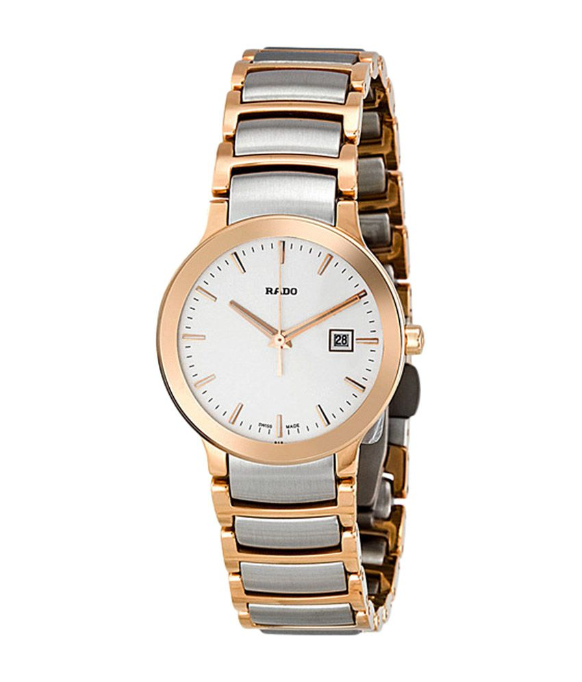 Rado Centrix White Dial Women's Watch