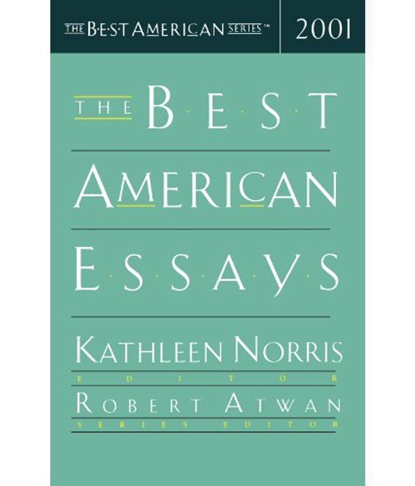 best american essays of2007 The best american essays 2007 [david foster wallace, robert atwan] on amazoncom free shipping on qualifying offers the twenty-two essays in this powerful.