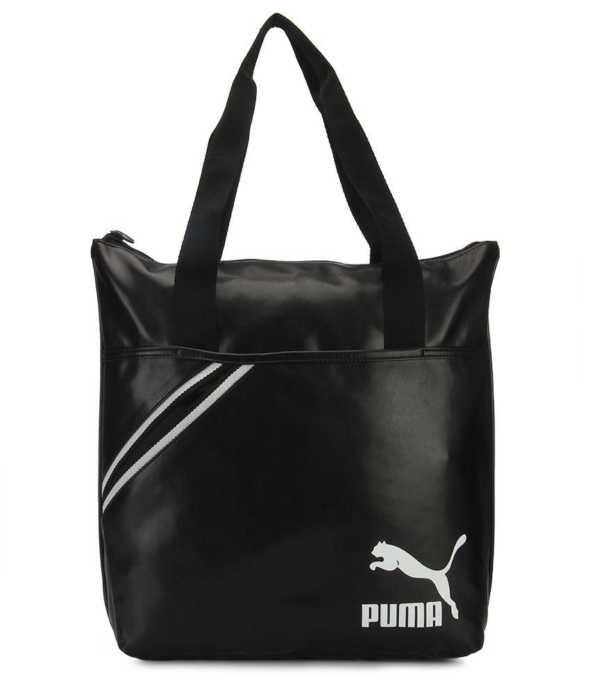 Puma Archive Black Women Handbag - Buy Puma Archive Black Women Handbag  Online at Best Prices in India on Snapdeal 06aa1dca317bf