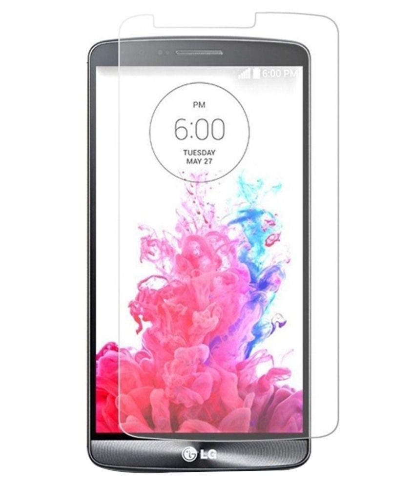LG G3 Stylus Tempered Glass Screen Guard by Affix