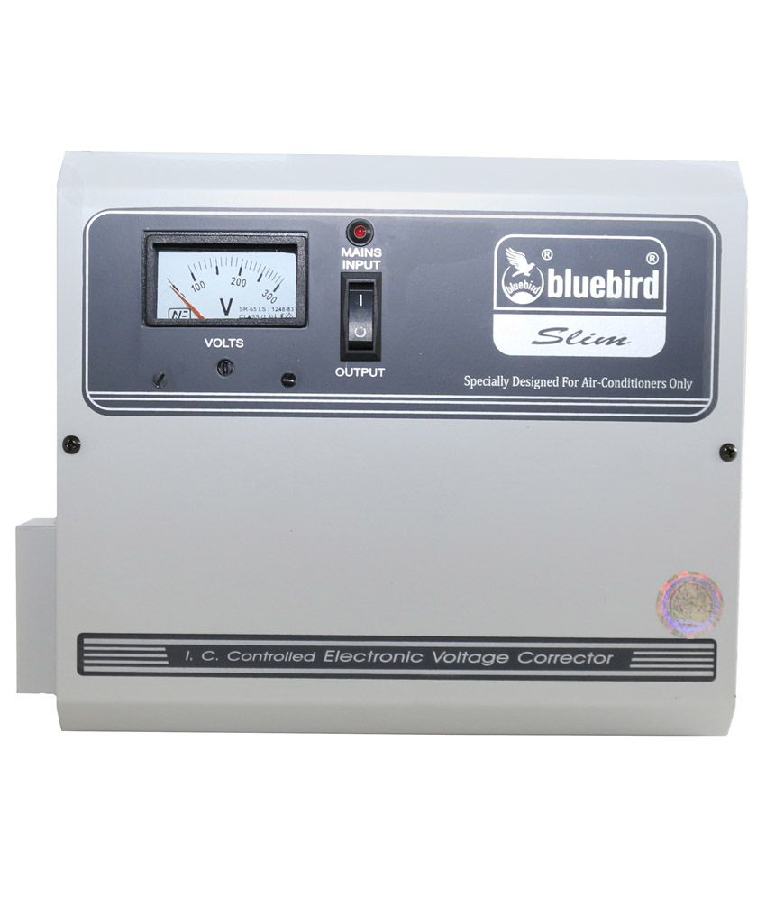 Bluebird 5KVA 140V Voltage Stabilizer