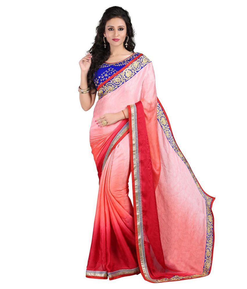 Bhuwal fashion designer pink jute saree buy bhuwal for California fashion designers directory