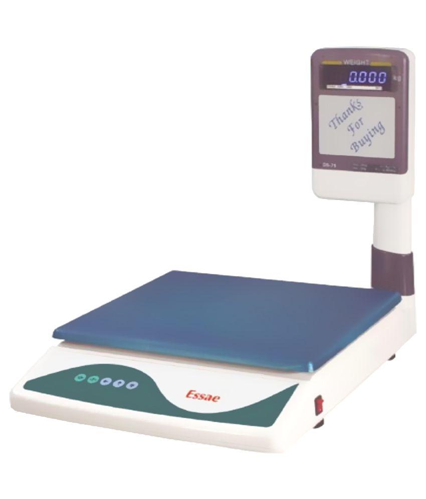 Essae Alumunium DS-75 Counter Weighing Scale: Buy Essae Alumunium DS ...