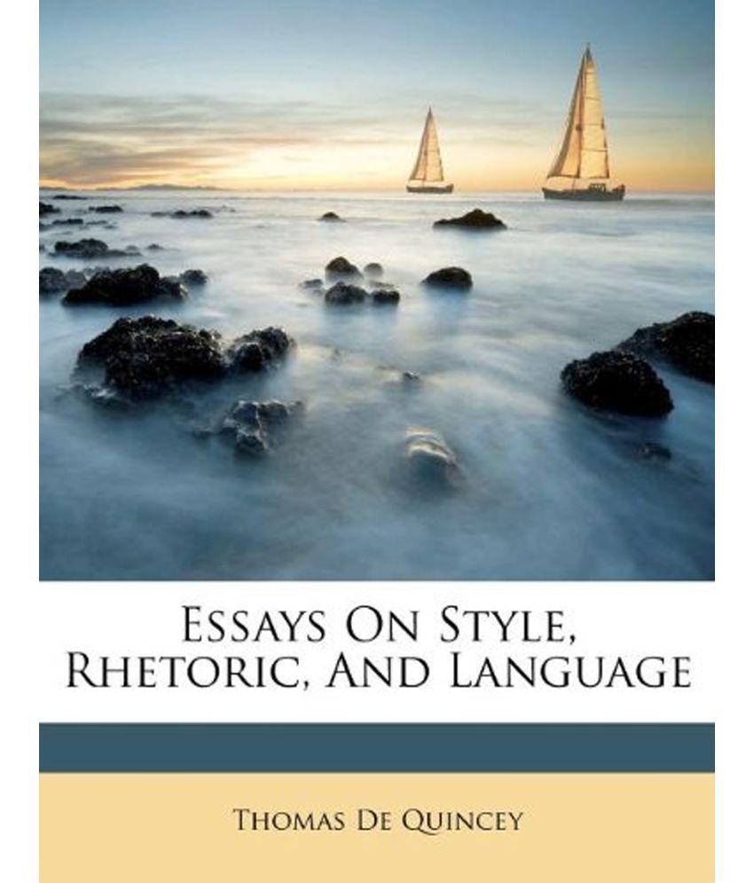 Rhetoric essays