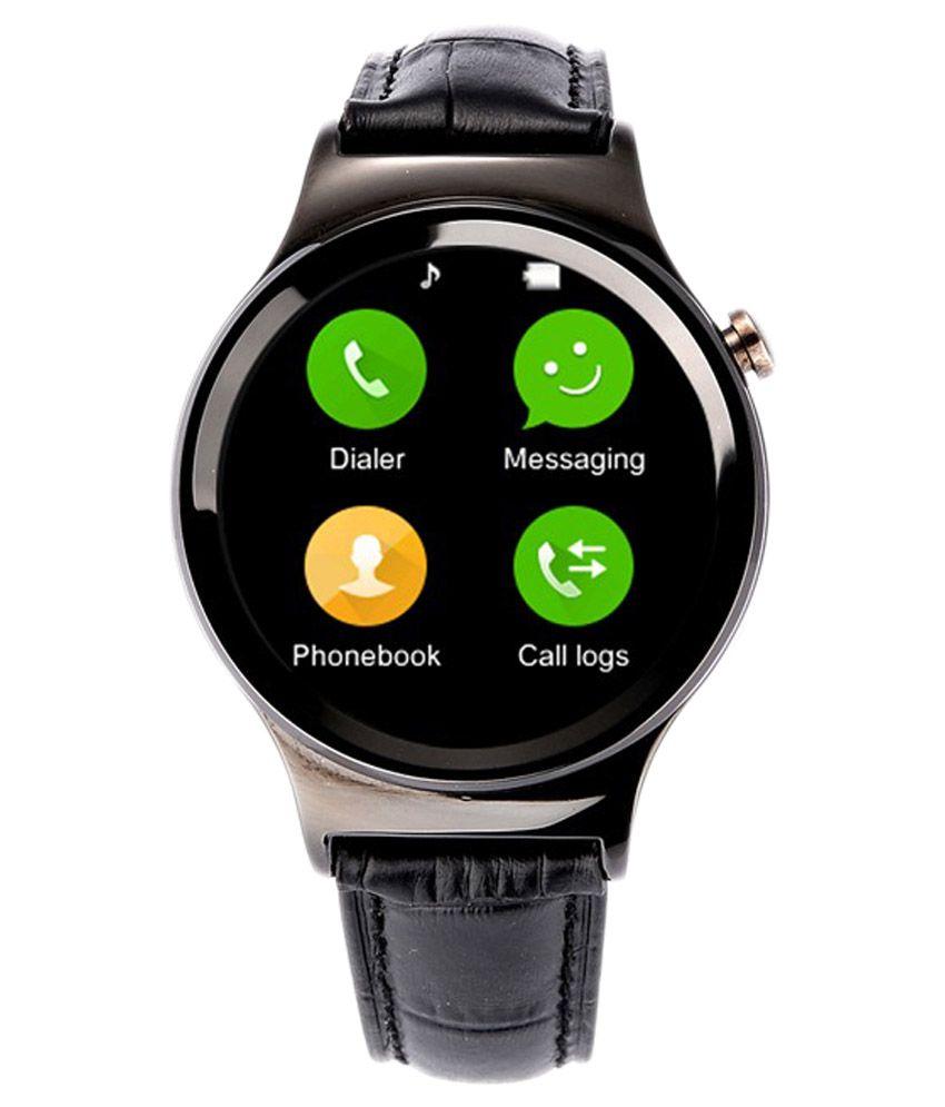 Wearable Smartwatches Online At: Bingo T20 Smart Watches Black