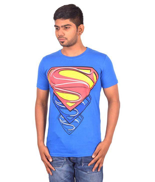 Rogue Blue Round T Shirts