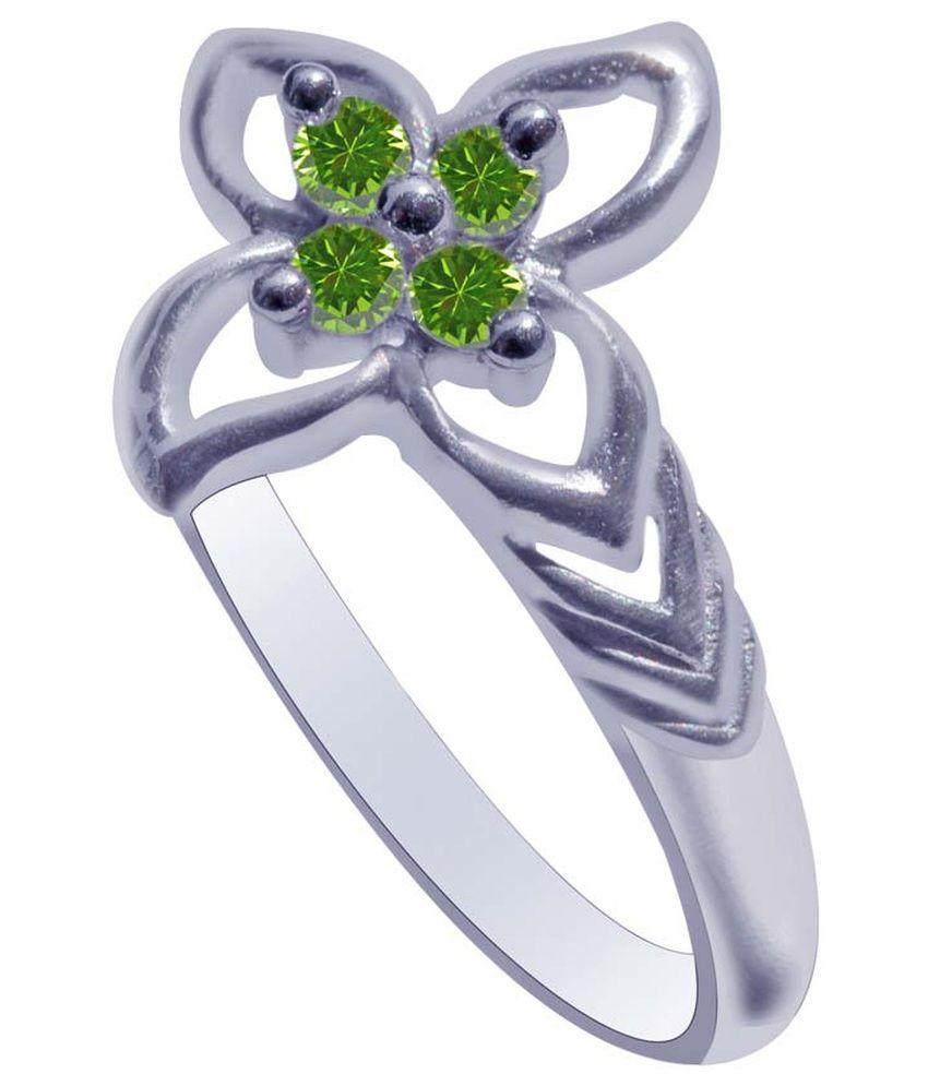 Jewelry Karigiri 92.5 Sterling Silver Ring