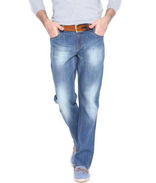 Hubberholme Blue Regular Fit Jeans