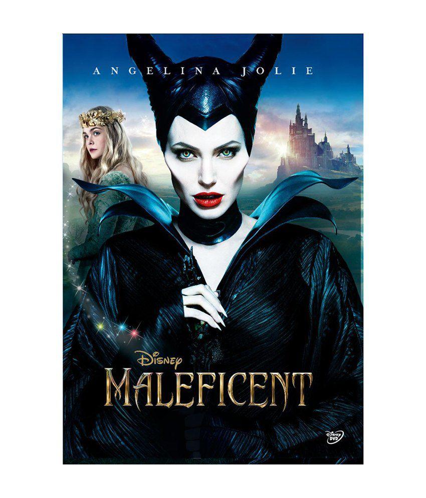 Maleficent Dvd English